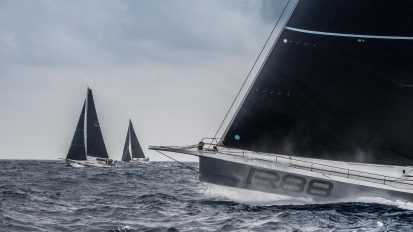 Rolex Middle Sea Race – Ocean Racers