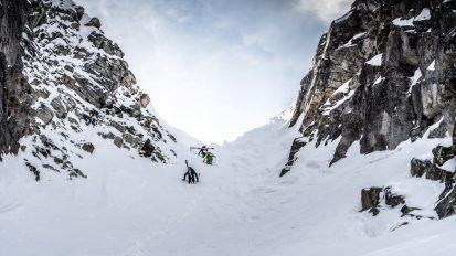 Ski into the Wild – Alaska 2017